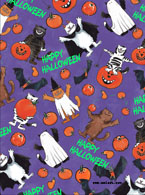 Halloween design by Nina Herold