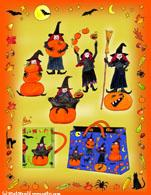 Witches and Pumpkins by Nina Herold