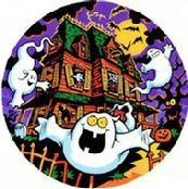 Halloween design by Larry Jones