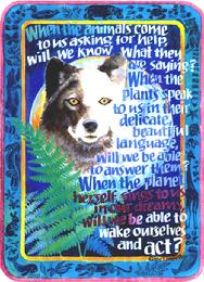 Wolf, quote, Gary Lawless
