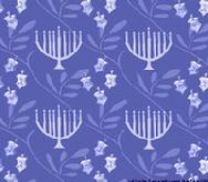 Hanukkah Repeat by Jessica Sporn