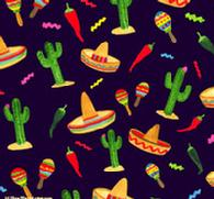 Mexican Pattern by Nina Herold